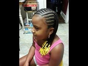 Lemonade for Kids Braids Hairstyles
