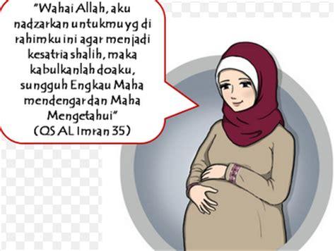 doa  ibu hamil usia kandungan  bulan rukun islam
