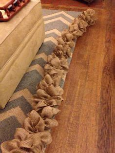 burlap garland ideas  pinterest rustic