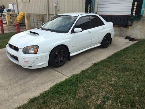 Wrx Sti For Sale In Nc by Fs For Sale Nc 2005 Subaru Wrx Sti Needs Repair