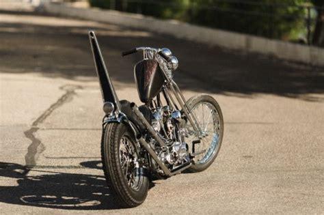 1980 Harley Davidson Shovelhead Custom Chopper , Bobber
