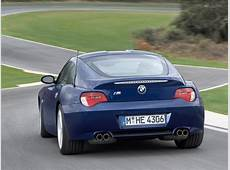 2006 BMW Z4 M Coupe Review SuperCarsnet