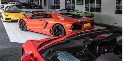 Lamborghini Limousine Inside