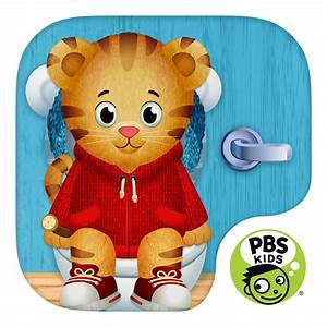 daniel tiger39s stop go potty mobile downloads pbs kids With how to stop going to the bathroom so much