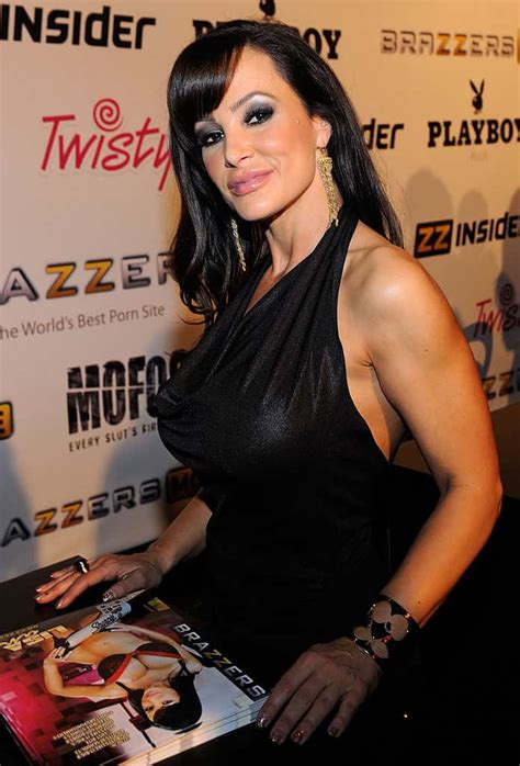 Iconic Porn Star Lisa Ann Says Demand For Extreme And