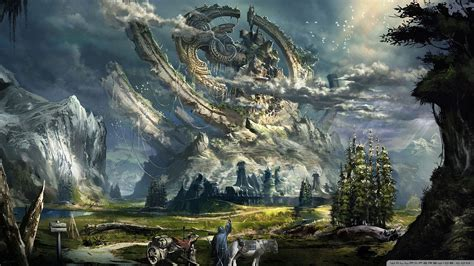 fantasy wallpaper    awesome high