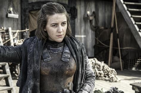actress gemma in game of thrones game of thrones actress gemma whelan doesn t get
