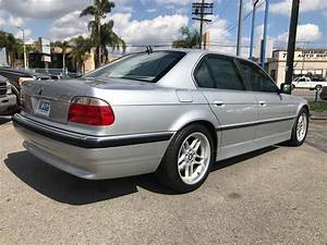 Used 2001 Bmw 740i 2 0t At City Cars Warehouse Inc