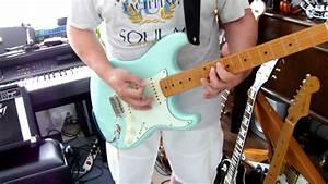Surf Green 50 U0026 39 S Classic Series Fender Stratocaster