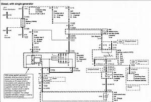 2000 Ford E350 Alternator Diagram