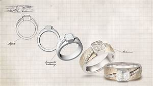 custom ring options With designing a wedding ring