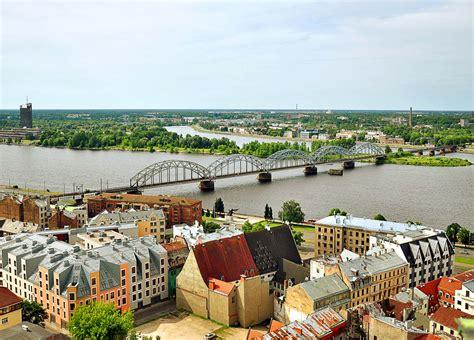 Riga Latvia - The Capital and Largest City of Latvia