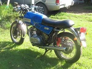 1975 Ducati 860 Gt - Harper6t