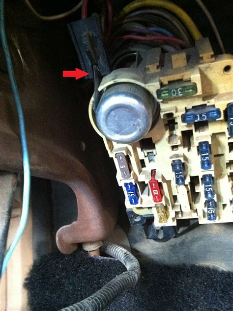 1987 F150 Fuse Box Location by Fuse Box Question Ford F150 Forum Community Of Ford