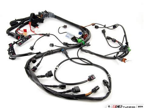 Engine Wiring Harnes For 2005 Ford Focu by Genuine Volkswagen Audi 8e1971072pb Engine Wiring