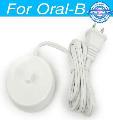 Replacement Oral B Braun Toothbrush Charger 110-220V Model