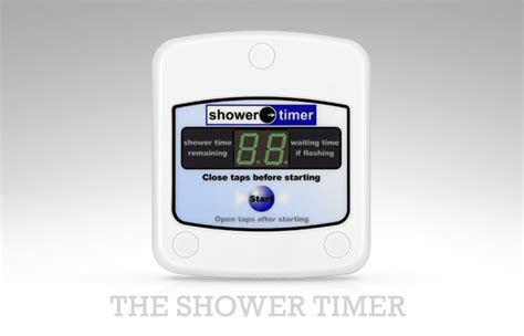 Timer For Shower by Shower Timer Eco Shop Direct