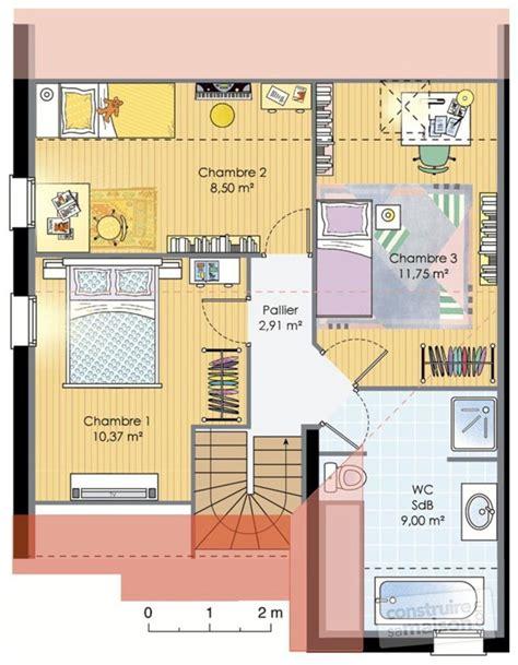 chambre avec picardie maison dé du plan de maison faire