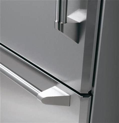 ge monogram  professional built  bottom freezer refrigerator zicpnxlh ge appliances