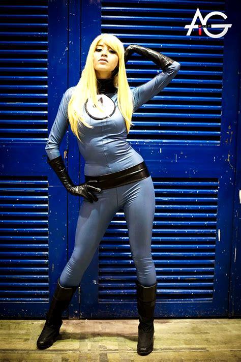 cosplay hotties featuring elektra   black cat sue
