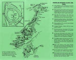 Diamond Head Hawaii Map