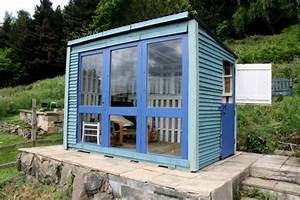 Gestaltung Mit Paletten : gartenhaus aus paletten anleitung ~ Whattoseeinmadrid.com Haus und Dekorationen