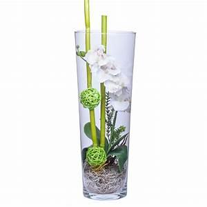 Deko In Weiß : deko vase orchidee wei versandkostenfrei online bestellen bei lidl blumen ~ Yasmunasinghe.com Haus und Dekorationen