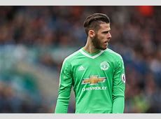 Manchester United transfer news David De Gea wants to
