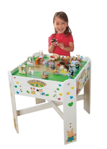 Calico Critters Playtable  New Action Figures