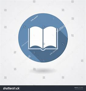 Book  Magazine Or User Manual Icon Isolated On White