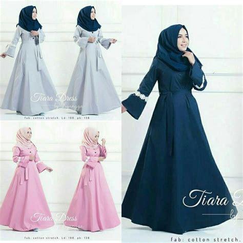 Sepatu Wanita Dewasa Terbaru Baju Muslim Gamis Modern Remaja Contoh Model Baju Muslim