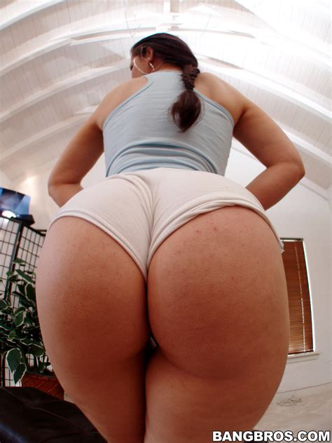 flexible brunette has big round ass photos caroline pierce milf fox