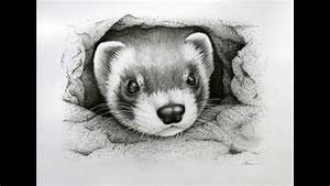 A Drawing Of Joey - Artist  Una Reinsone
