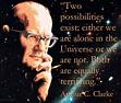 Arthur C. Clarke Quotes. QuotesGram