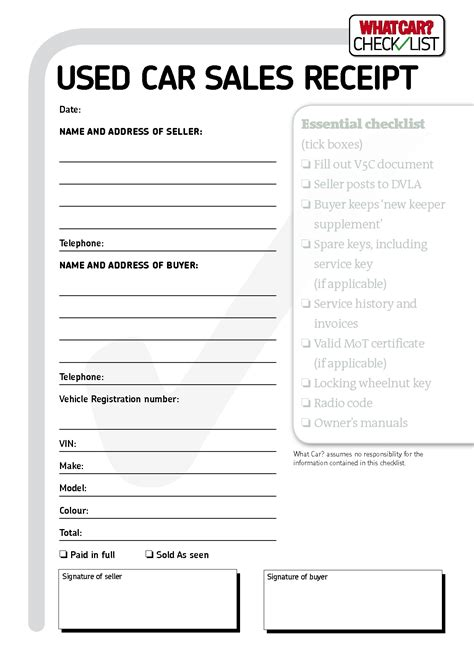 car sales invoice template uk invoice sample template