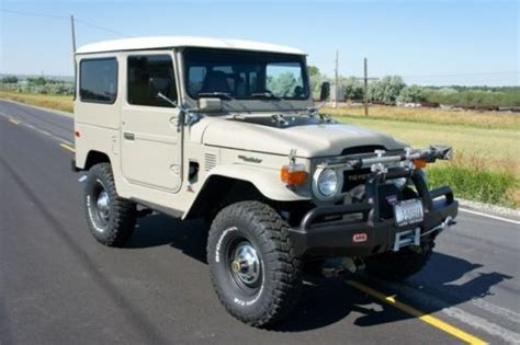4bt cummins toyota buy new 1976 toyota land cruiser fj40 total rebuild with
