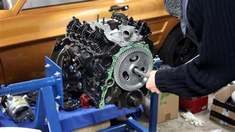 ford capri engine rebuild youtube