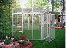 How To Build An Outdoor Bird Aviary Bird Cages