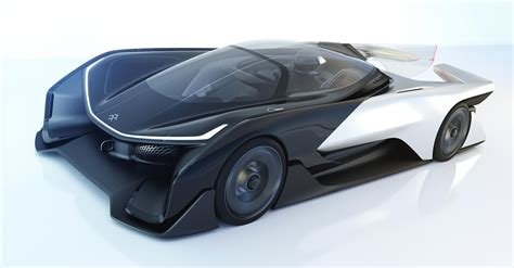 Best Future Electric Cars by 2016 Faraday Future Ffzero1 Concept Pictures News