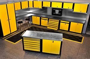 The Ultimate Garage Workshop parkplacegarageco