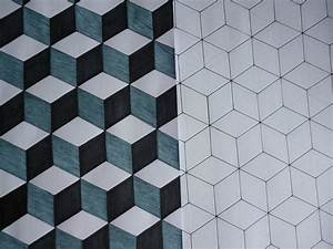 DIY Cube Pattern - YouTube