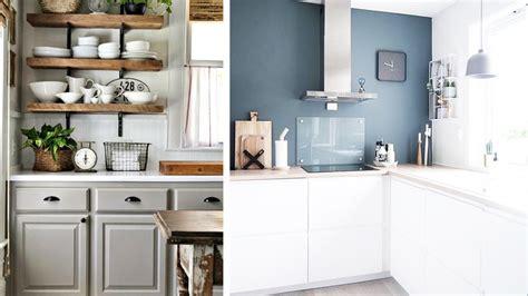 cuisine customiser relooker ses meubles de cuisine avec un petit budget
