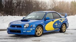 2001 Subaru Impreza Wrx Uk300 By Prodrive