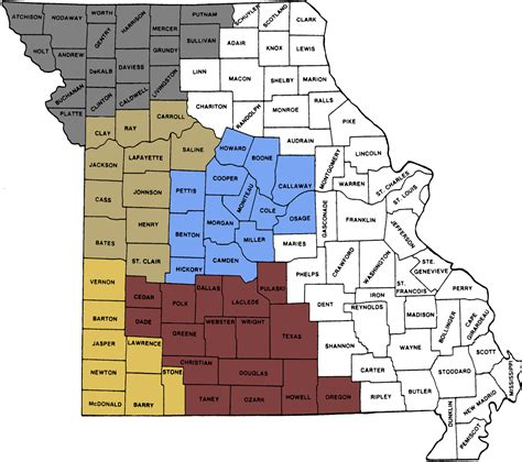 jurisdiction western district  missouri