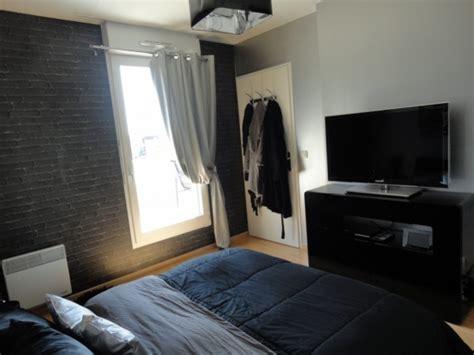 chambre gris noir chambre 7 photos lilijoli