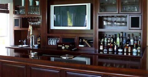 Custom Bar Cabinets by Custom Bar Designs Bar Cabinets Closets Garage Storage