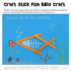 bible crafts  activities  kids jonah   whale