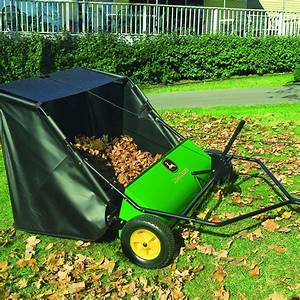 John Deere Lawn Sweeper Tow