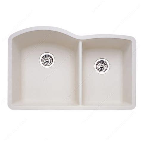 undermount kitchen sink brackets blanco sink u 1 3 4 richelieu hardware 6587