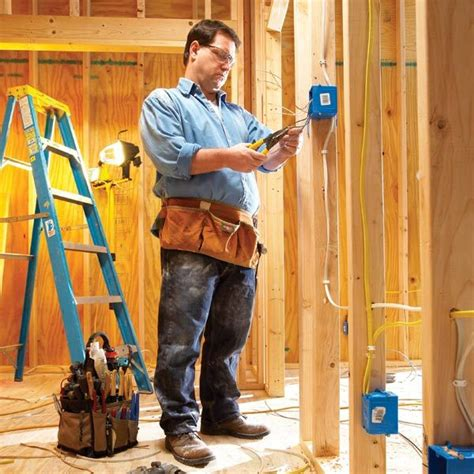 tips  easier home electrical wiring electrical work